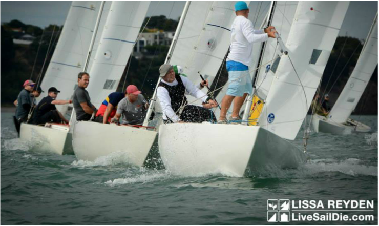 New Zealand Etchells Champs 2015